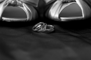 Rings and the shoes